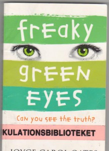 Freaky-green-eyes