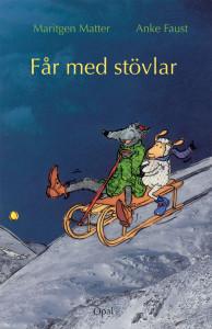 FŒr med stšvlar - omslag.indd