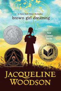 Länk till lärarhandledning för Jacqueline Woodson's Brown girl dreaming. Öppnas i samma flik.