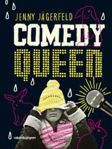 Länk till lärarhandledning för Jenny Jägerfelds Comedy Queen. Öppnas i samma flik.