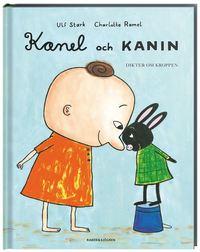 Länk till information om boken Kanel och Kanin dikter om kroppen. Öppnas i samma flik.