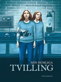 Länk till lärarhandledning för Kerstin Lundberg Hahns Min Hemliga tvilling. Öppnas i samma flik.