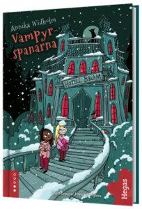 Länk till lärarhandledning för Annika Widholms Vampyrspanarna. Öppnas i samma flik.