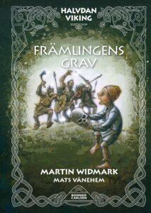 Länk till lärarhandledning för Martin Widmarks Främlingens grav. Öppnas i samma flik.