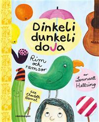 Länk till lärarhandledning för Lennart Hellsings Dinkeli dunkeli doja. Öppnas i samma flik.