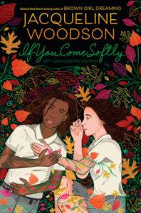 Länk till lärarhandledning för Jacqueline Woodson's If you come softly. Öppnas i samma flik.
