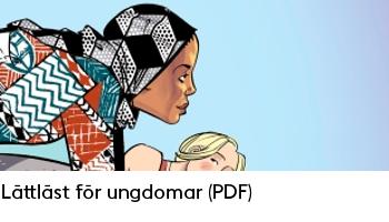 Länk till PDF-dokument med tips på lättlästa ungdomsböcker.