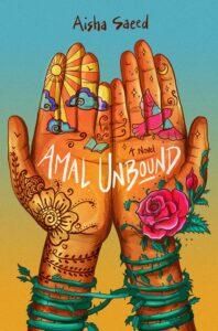 Länk till lärarhandledning för Aisha Saeeds Amal Unbound. Öppnas i samma flik.