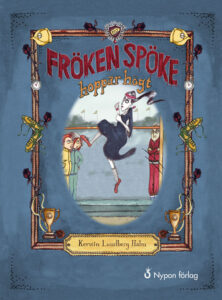 Länk till lärarhandledning för Kerstin Lundberg Hahns Fröken Spöke. Öppnas i samma flik.