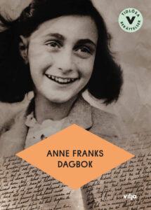Länk till lärarhandledning för Anne Franks dagbok. Öppnas i samma flik.