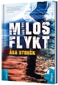 Länk till lärarhandledning för Åsa Storcks Milos flykt Öppnas i samma flik.