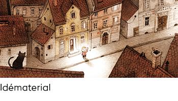 Länk till PDF-dokumentet Idématerial Berättande bilder – talande böcker.