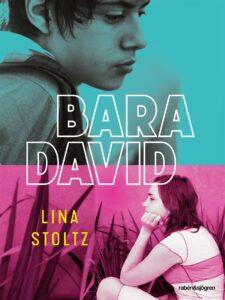 Länk till lärarhandledning för Lina Stoltzs Bara David. Öppnas i samma flik.