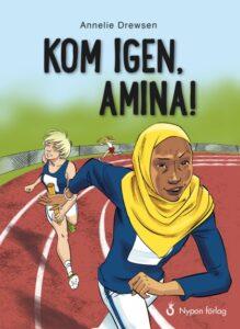 Länk till Lärarhandledning till Annelie Dressens Kom igen, Amina