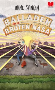 Länk till lärarhandledning för Arne Svingens Balladen om en bruten näsa. Öppnas i samma flik.